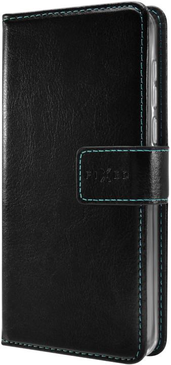 FIXED Pouzdro typu kniha Opus pro Samsung Galaxy J6, černé