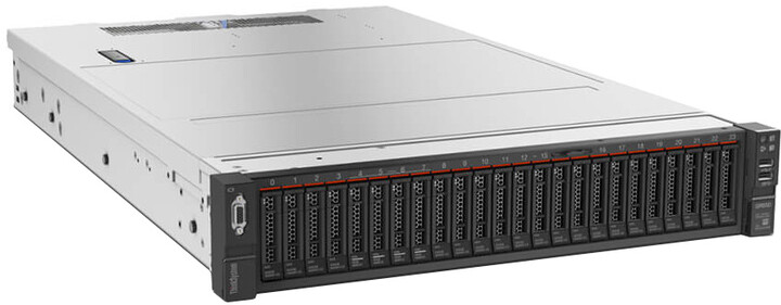 Lenovo ThinkSystem SR650 /4208/bez HDD/32GB/750W