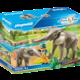 Playmobil Family Fun 70324 Sloni ve venkovním výběhu