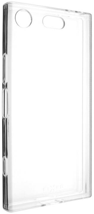 FIXED TPU gelové pouzdro pro Sony Xperia XZ1 Compact, čiré
