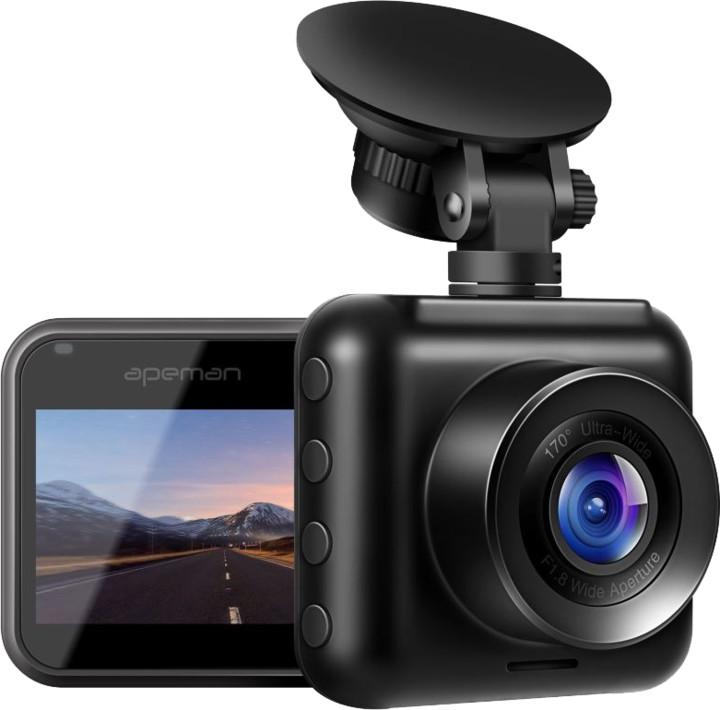 Apeman C420, kamera do auta
