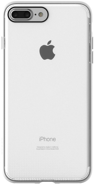 Mcdodo iPhone 7/8 PC + TPU Case Patented Product, Clear