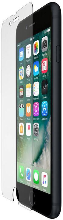 Belkin Tempered Glass ochrana displeje pro iPhone 7+/8+- 1 pack