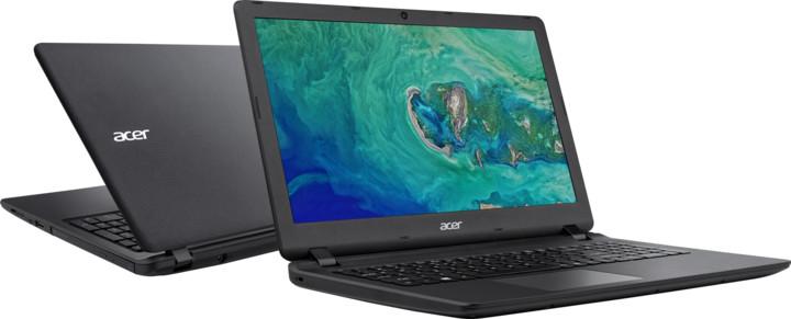 Acer Aspire ES15 (ES1-533-C19N), černá