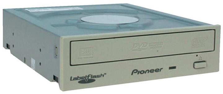 Pioneer DVR-S21LWK, bílá Retail
