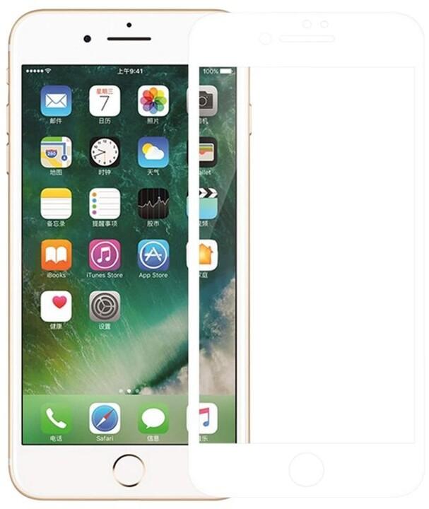 Nillkin tvrzené sklo 2.5D CP+ PRO pro iPhone 7/8/SE (2020), bílá