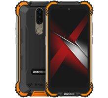 DOOGEE S58 PRO, 6GB/64GB, Orange