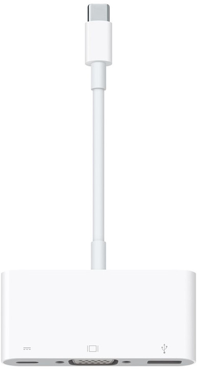 Apple, USB-C AV Multiport Adapter s VGA