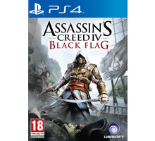 Assassin's Creed IV: Black Flag (PS4)