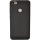 Xiaomi Redmi Note 5A Prime Perforated Casefingerprint accessblack