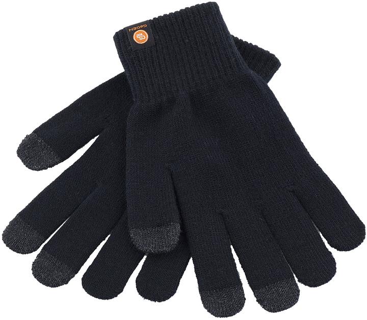 GoGEN Rukavice pro dotykové displeje, M, černá
