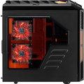 AeroCool XPredator X3 Evil Black Edition (Black/Orange)