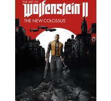 Kniha The Art of Wolfenstein II: The New Colossus