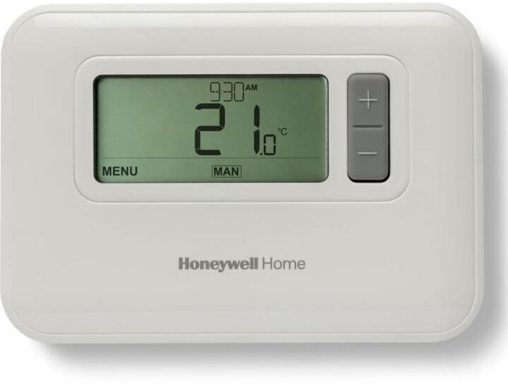 Honeywell programovatelný termostat T3, 7denní program