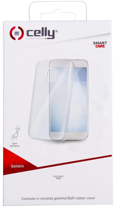CELLY Gelskin TPU pouzdro pro Xiaomi Mi A1, bezbarvé