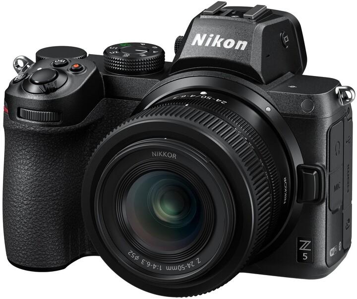 Nikon Z 5 + 24-50mm f/4.0-6.3