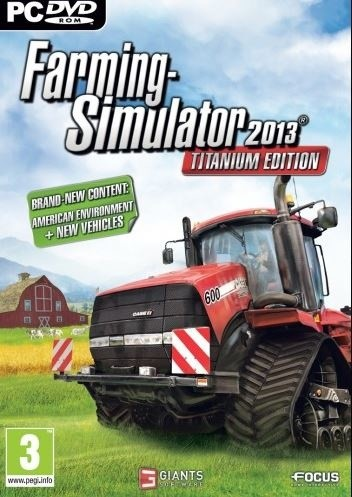 Farming Simulator 2013 - Titanium Edition (PC)