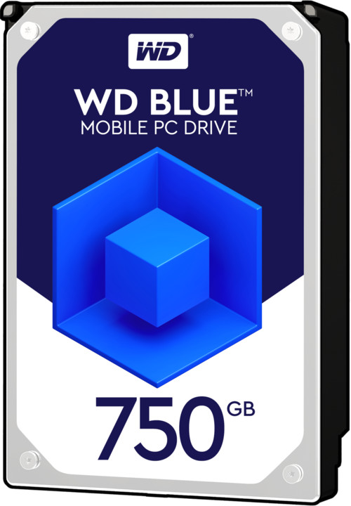 WD Blue - 750GB