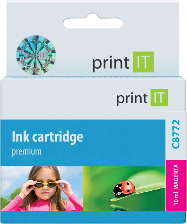 PRINT IT alternativní HP C8772EE No. 363 magenta