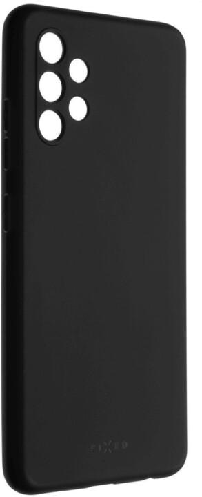 FIXED pogumovaný kryt Story pro Samsung Galaxy A32, černá