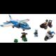 LEGO® City 60208 Zatčení zloděje s padákem
