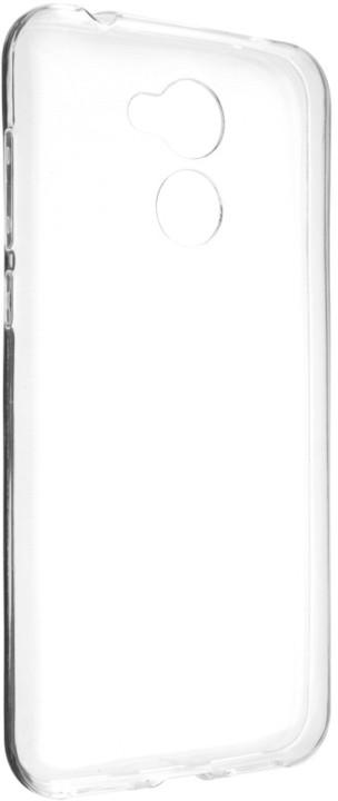 FIXED Skin ultratenké TPU gelové pouzdro pro Honor 6A Pro, 0,5 mm, čiré