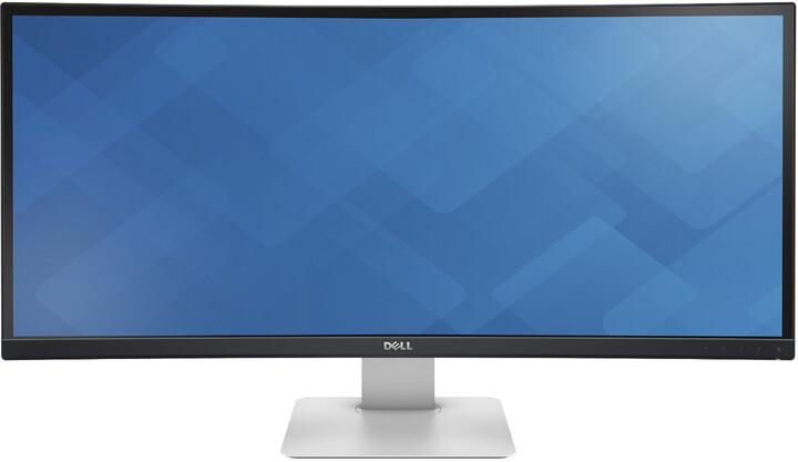 "Dell UltraSharp U3415W - LED monitor 34"""