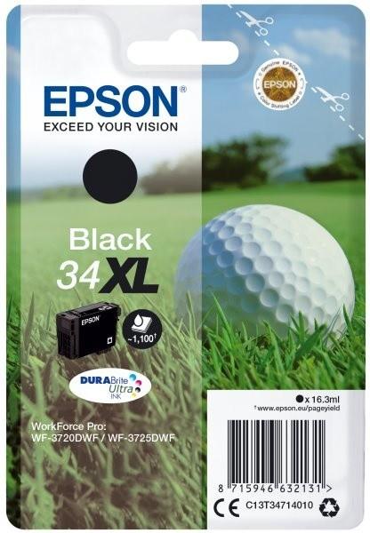 Epson C13T34714010, black