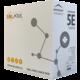 Solarix instalační kabel CAT5E UTP PE F venkovní GELOVÝ 305m/box SXKD-5E-UTP-PEG O2 TV Sport Pack na 3 měsíce (max. 1x na objednávku)