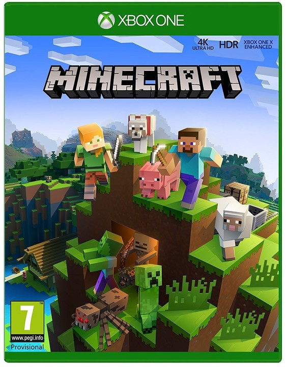Minecraft Super Duper Graphics Edition (Xbox ONE)