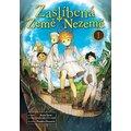 Komiks Zaslíbená Země Nezemě, 1.díl, manga