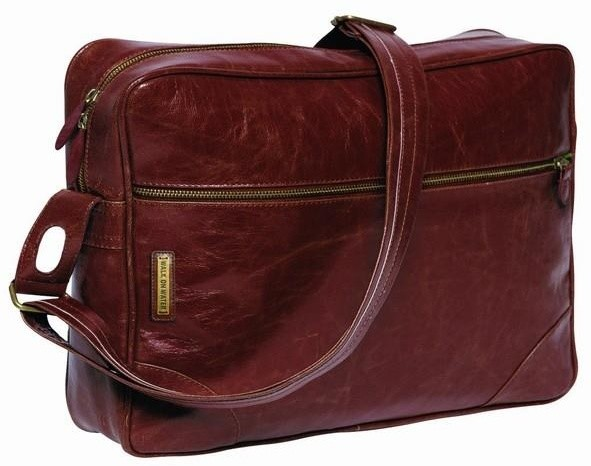 """Krusell Walk on Water taška na notebook 15"""" Boarding 15 H, kávová"""