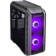 CoolerMaster MasterCase H500P, okno, černá