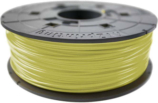 XYZprinting Filament ABS Cyber Yellow 600g