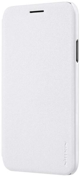 Nillkin Sparkle Folio pouzdro pro iPhone X, White
