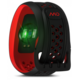 MIO Fuse activity tracker, dlouhý pásek, červená