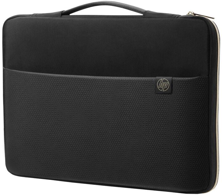 HP 14'' carry sleeve černá/zlatá