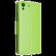 FIXED flipové pouzdro pro Huawei Y6, zelená