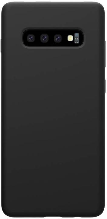 Nillkin Flex Pure Liquid silikonové pouzdro pro Samsung Galaxy S10, černá