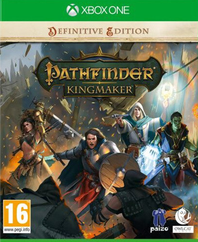 Pathfinder: Kingmaker - Definitive Edition (Xbox ONE)