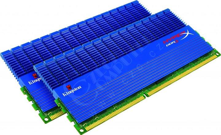 Kingston HyperX T1 4GB (2x2GB) DDR3 1866 XMP