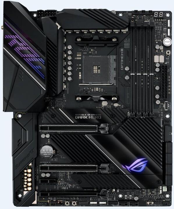 ASUS ROG CROSSHAIR VIII DARK HERO - AMD X570