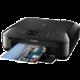 Canon PIXMA MG5750, černá  + PRN Canon Foto papír Plus Glossy II PP-201, 13x18 cm, 20 ks v hodnotě 179 Kč
