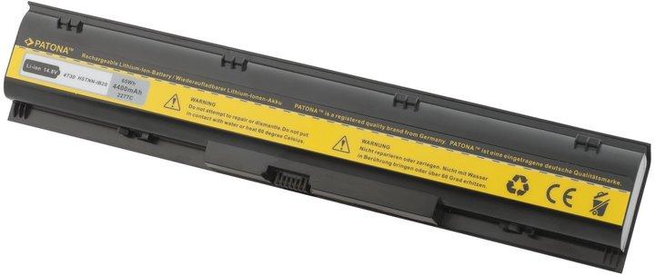 452d5cd383 Patona baterie pro HP Probook 4730S 4400mAh 14