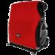 Rollei batoh na fototechniku Canyon M 25 L Sunset, černá/červená