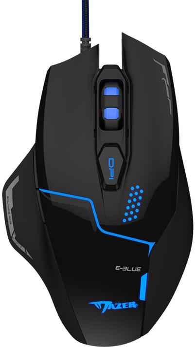 E-Blue Mazer V2, černá