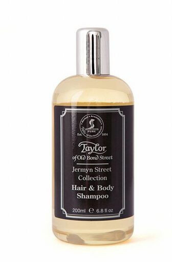 Jermyn Street Collection vlasový a tělový šampon 200 ml