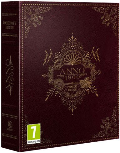 Anno 1800 - Pioneers Edition (PC)