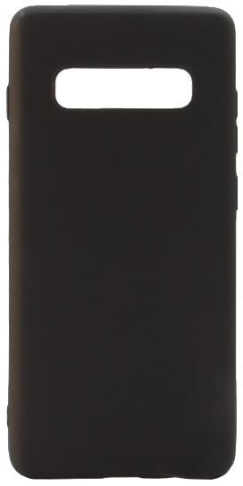 EPICO SILK MATT Case Samsung Galaxy S10+, černá