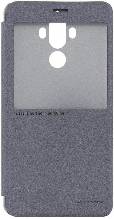 Nillkin Sparkle S-View pouzdro pro Huawei P10 - černé